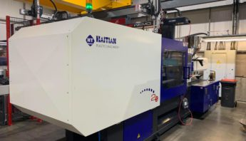 250T Haitian Plastic Injection Moulding Machine